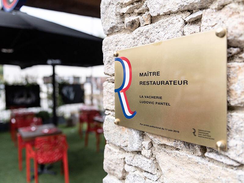 Maître Restaurateur - Restaurant La Vacherie - Restaurant à viande à Nantes (44)