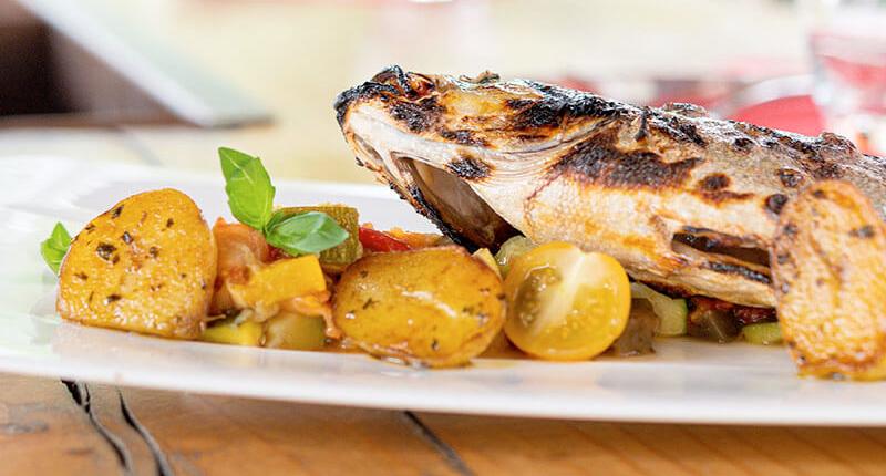 Poissons au Menu - La Vacherie - Restaurant à viande à Nantes (44)