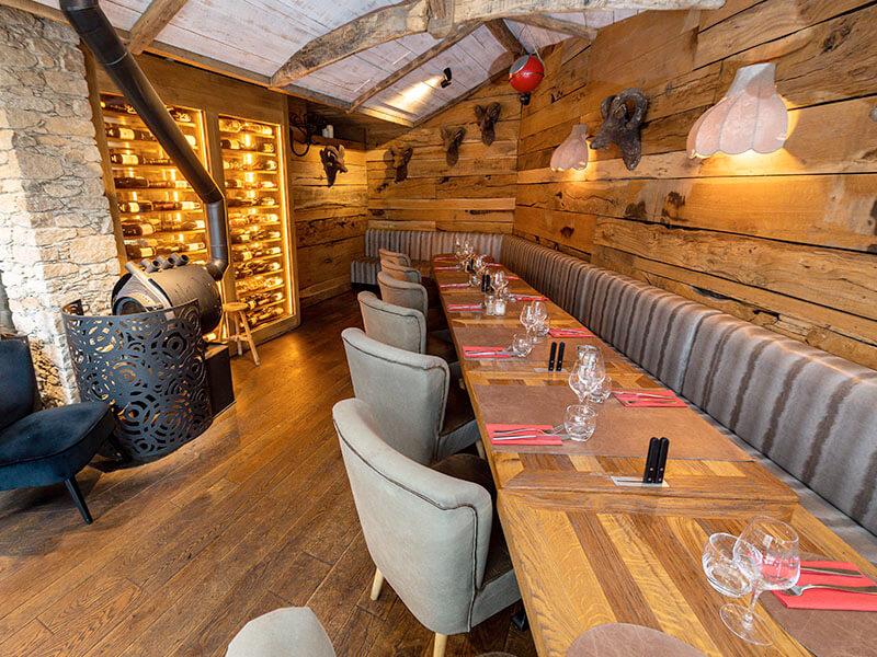 Réceptions - Salle de réception - Restaurant La Vacherie - Restaurant à viande à Nantes (44)
